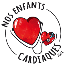 Nos enfants cardiaques Logo